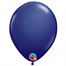 "Qualatex 16 inch Balloons - Navy 16"" Balloons (10pcs)"